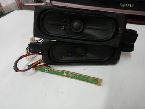 parlantes tv sony kdl 32ex356 usado (8050)
