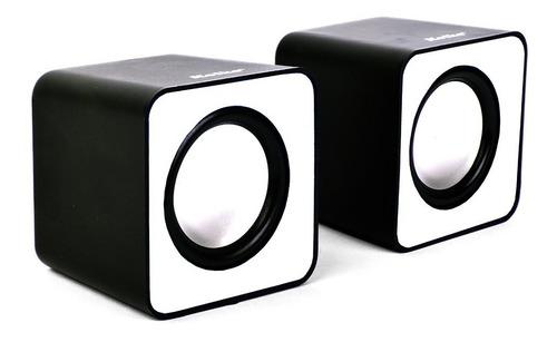 parlantes usb 2.0 kolke para pc notebook control volumen