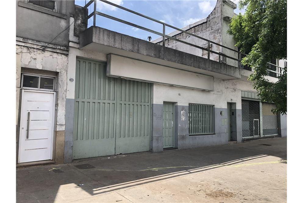 parque avellaneda + lote 8,66 x 45 + venta