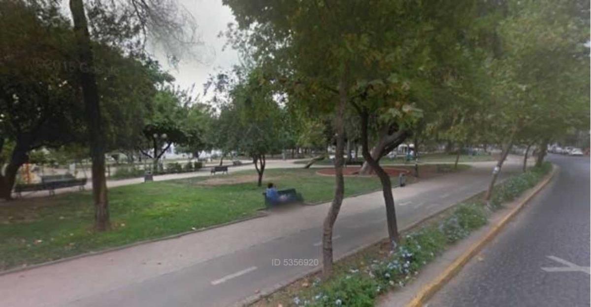 parque bustamante / rancagua