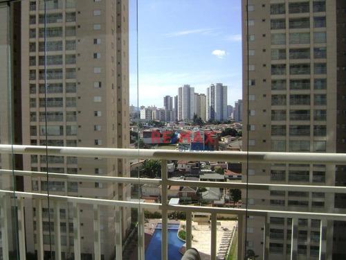 parque clube com 2 dormitórios para alugar, 93 m² - vila augusta - guarulhos/sp - ap0215