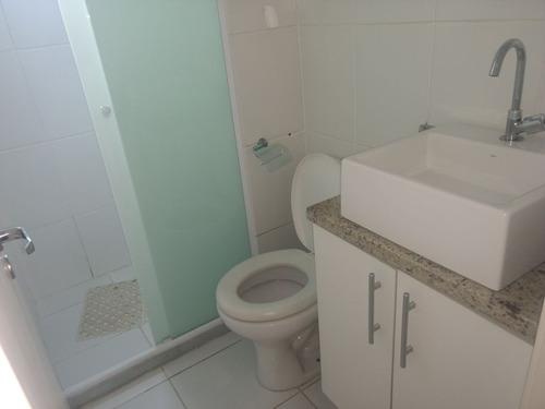 parque das orquideas / space - 2 dorms c/ 1 vaga.