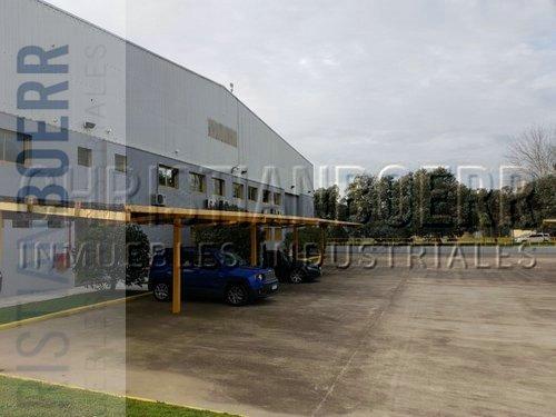 parque ind pilar - 5200m cub ideal planta o deposito