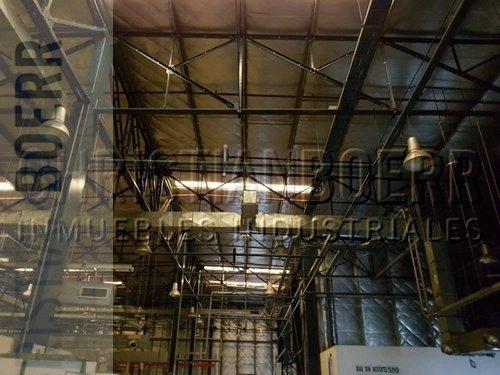 parque ind pilar - planta industrial 3800m -