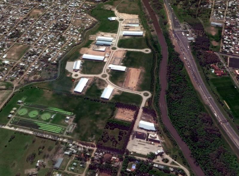 parque industrial del buen ayre - piba 1 - gral martin de gainza 1