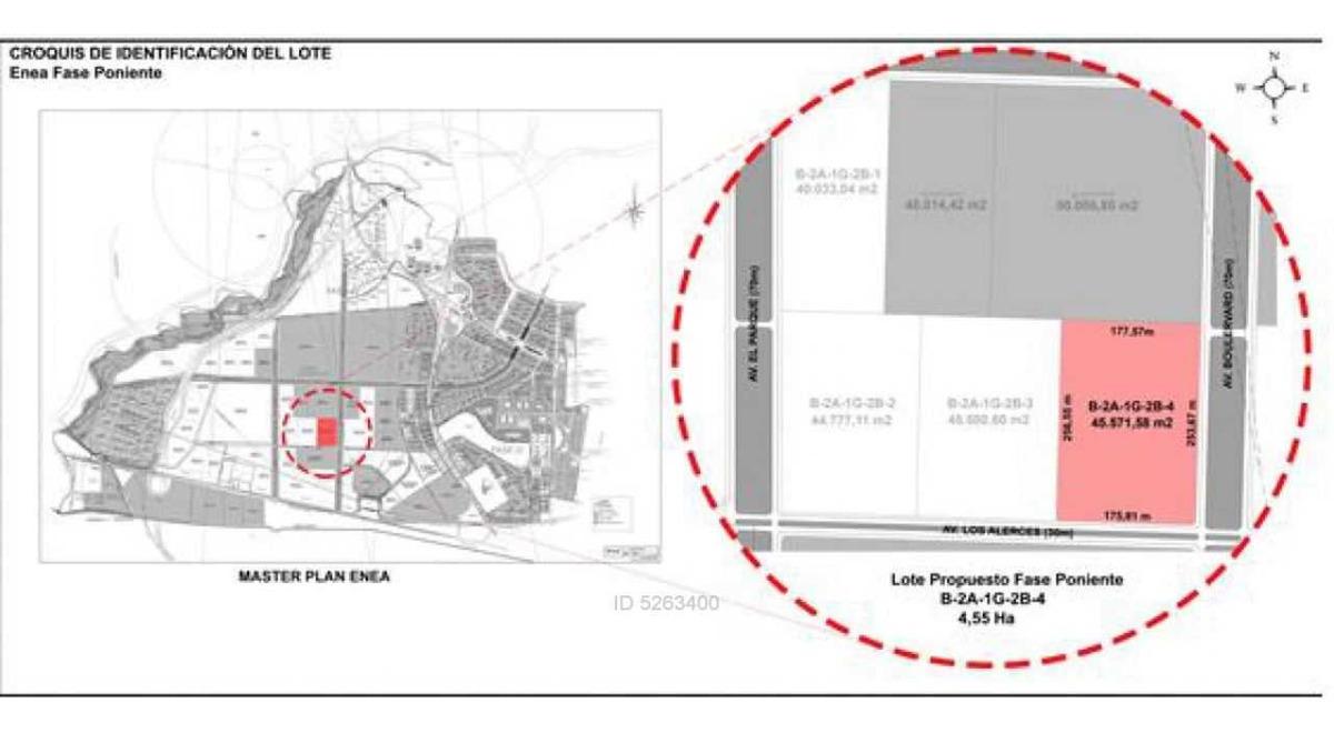 parque industrial enea