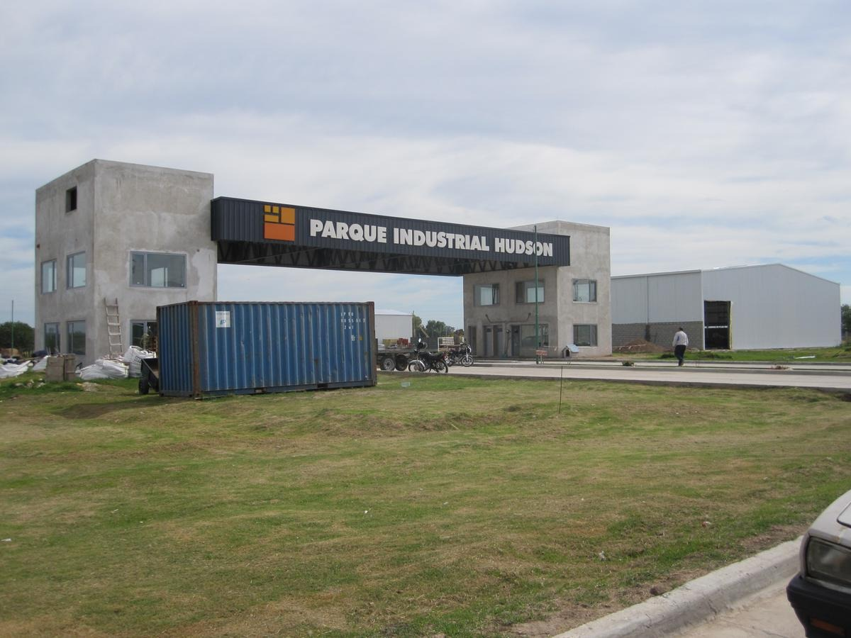 parque industrial hudson - berazategui