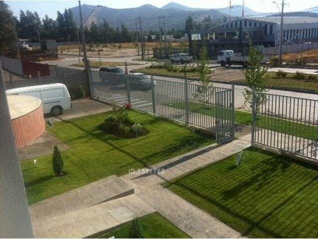 parque industrial jardines del sur /  avenida chenna, san bernardo