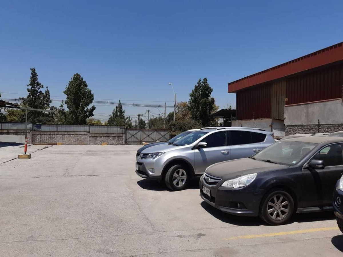 parque industrial la reina
