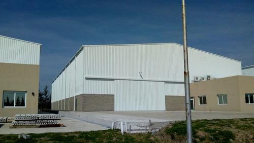 parque industrial pibero - deposito de 2000 m2 lote 3300.