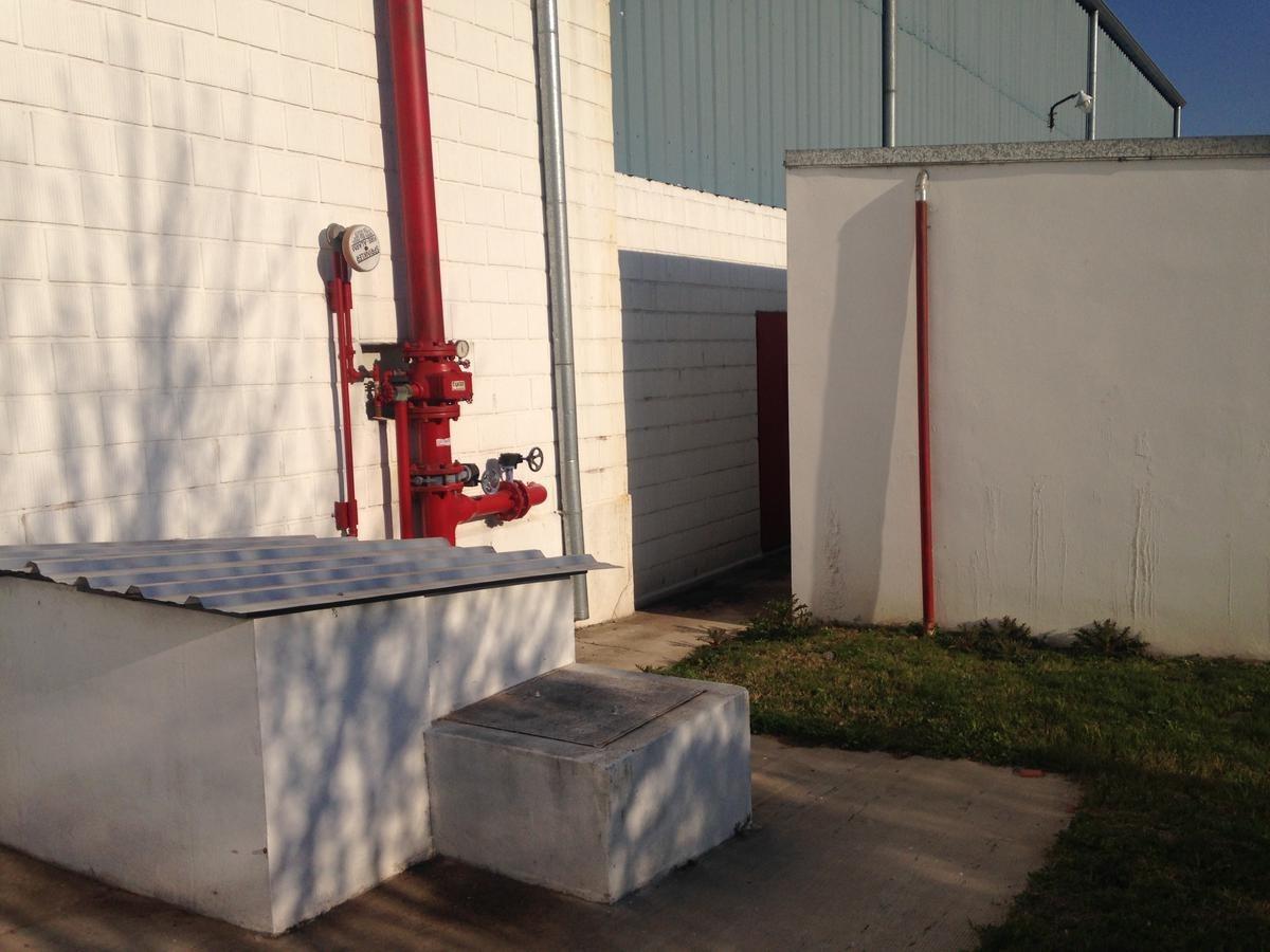 parque industrial pilar - depósito 5100m2