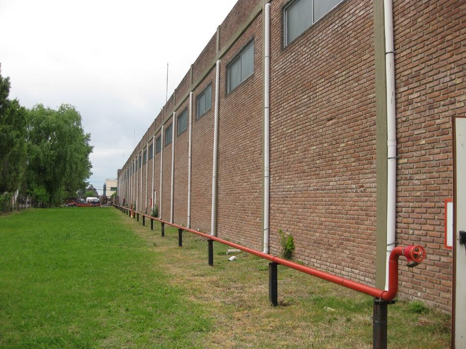 parque industrial pilar gas fuerza motriz oficinas galpon