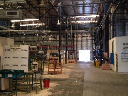 parque industrial pilar - industria plástica venta