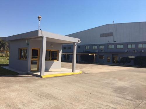 parque industrial pilar - nave industrial 5.000m2
