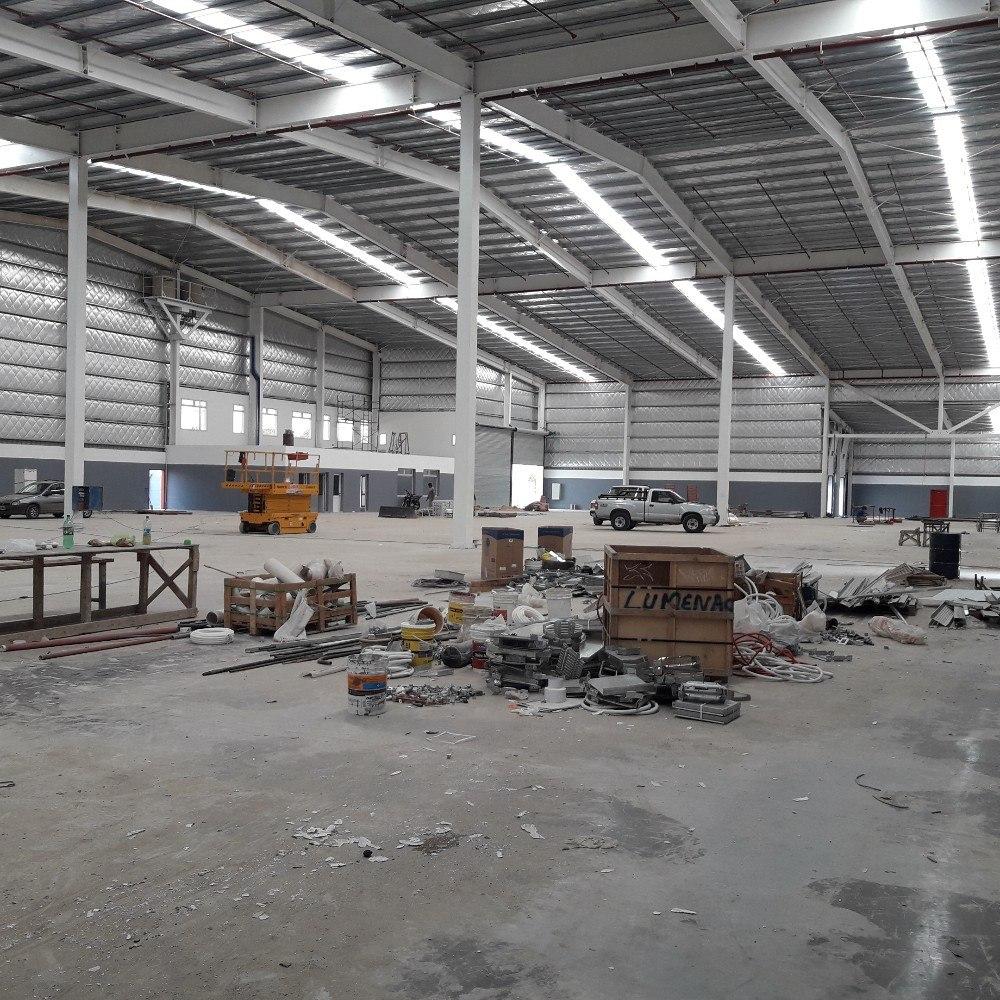 parque industrial pilar nave industrial de 3300 m2