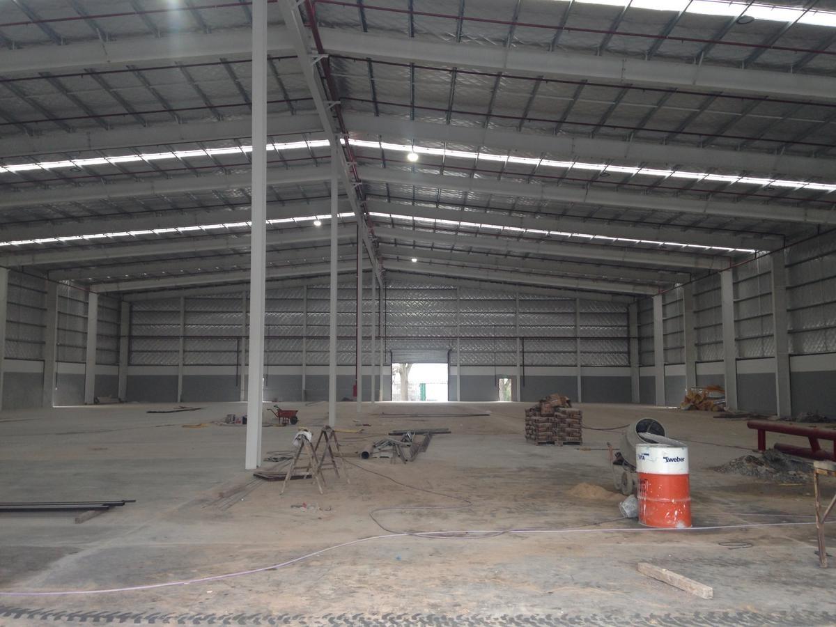 parque industrial pilar / pilarica - depósito 3.200m2
