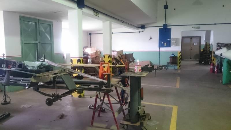 parque industrial plátanos en berazategui.