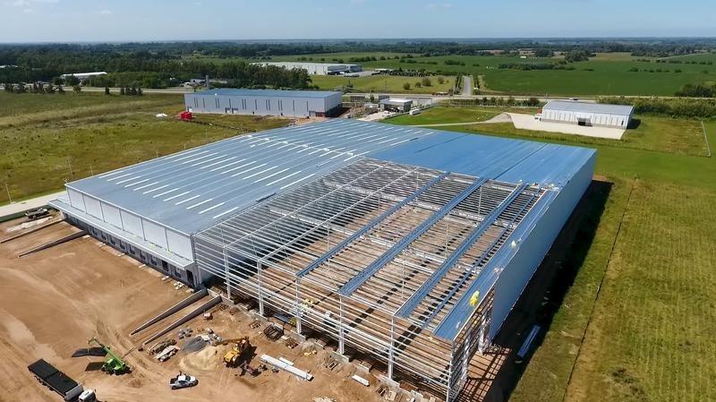 parque industrial ruta 6. venta lotes 2000 a 40000 m2. categorias 1, 2 y 3