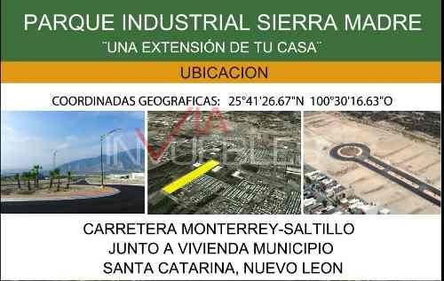 parque industrial sierra madre