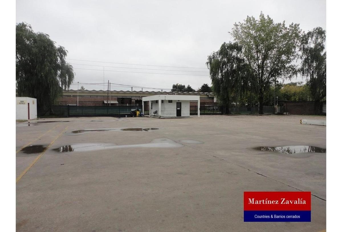 parque industrial tortuguitas  8.000 m2 cubiertos.