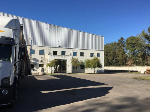 parque industrial tortuguitas - depósito 8000m2