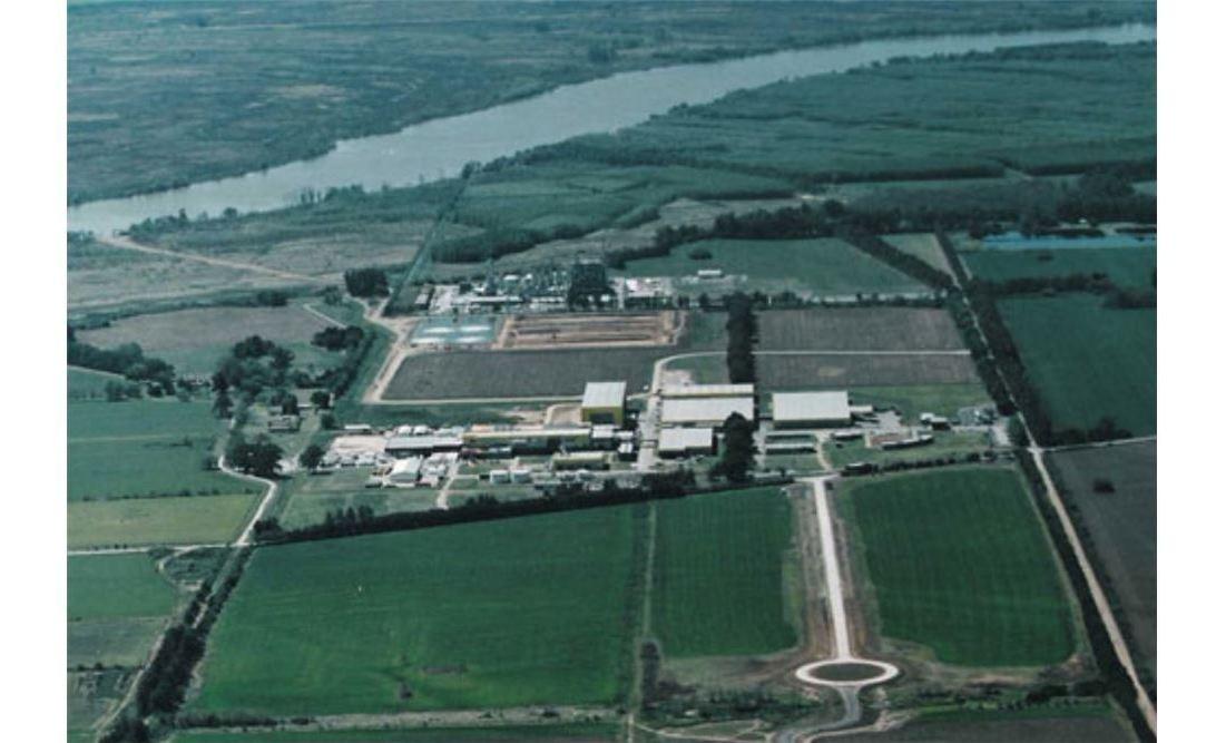 parque industrial zarate - logística - lote 1-20