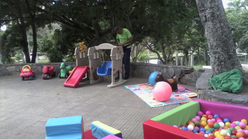 parque little piscina de pelota carritos baby gym colchón