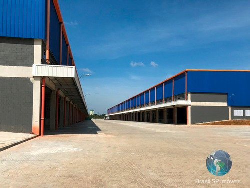 parque logístico novo com módulos disponíveis a partir de 2.839m² até 23.822m² para locação (área to - br1607