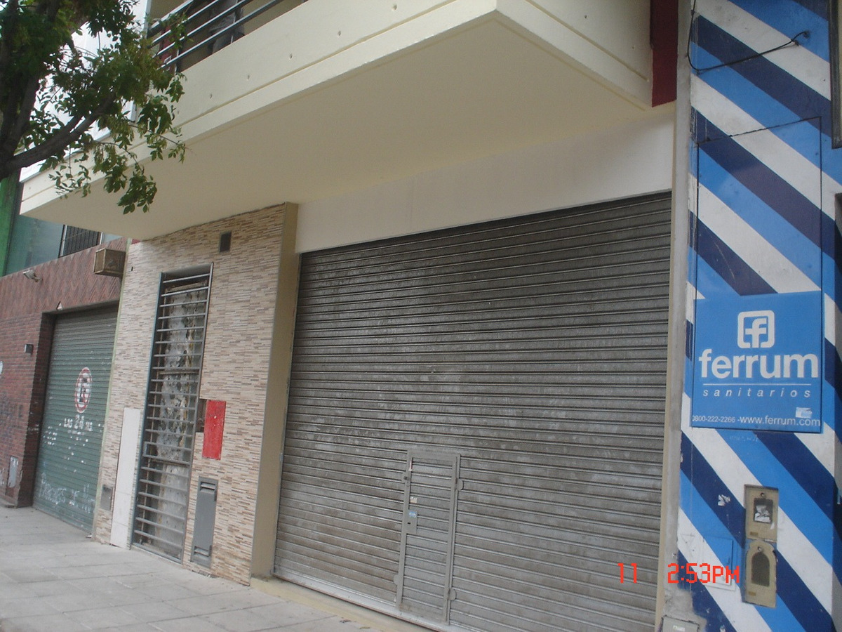 parque patricios local comercial 205m2 garay y jujuy