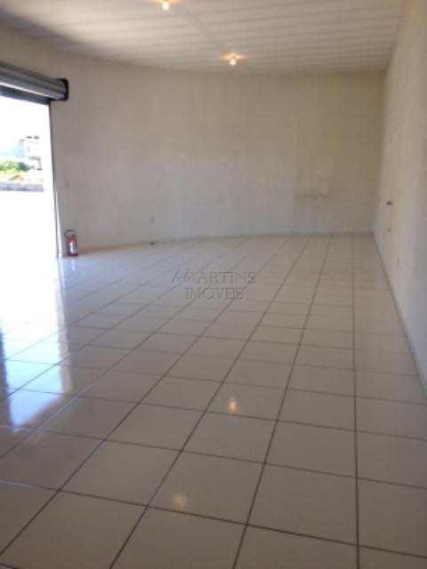 parque residencial jundiaí | salão 80m  1 vaga | 6879 - a6879