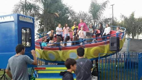 parque rosario. alquiler de un parque de diversiones.
