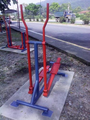 parques biosaludables - gimnasios aire libre