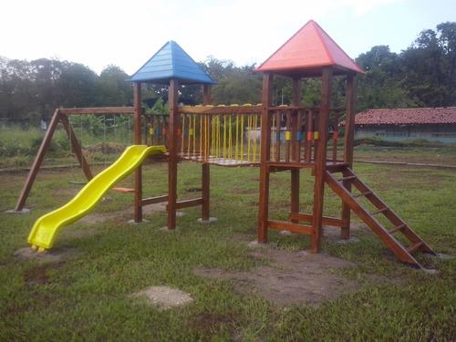 parques infantiles fabrica