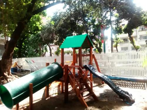 parques infantiles fabricación