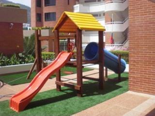 parques infantiles fabricación,