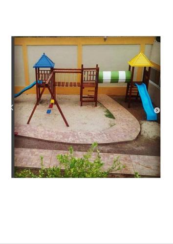parques infantiles, fabricacion e instalacion