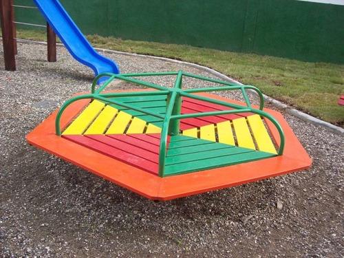 parques infantiles.fabricación.