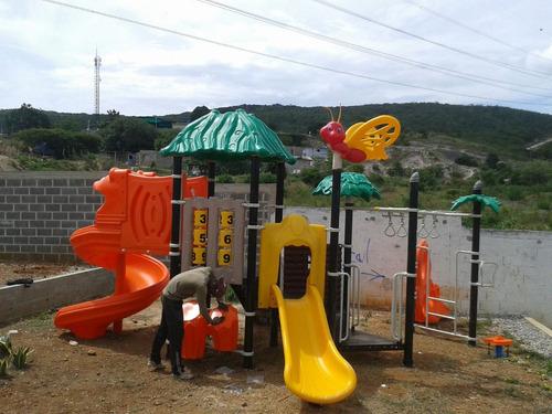 parques plasticos importados de ultima generación