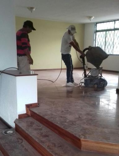 parquet popular ofrece instalacion pulido y lacado desde $2