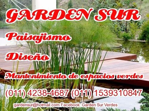 parquizacion paisajismo jardineria