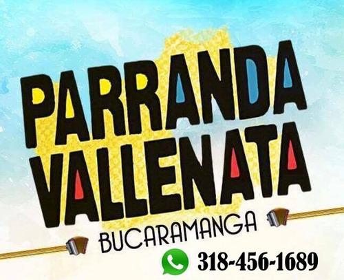parranda vallenata en bucaramanga, agrupación la provincia.