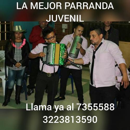 parrandas vallenatas la mejor 3112145818