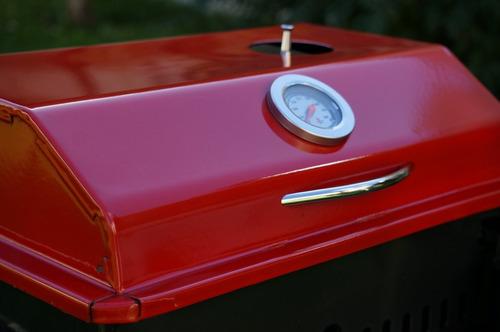 parrilla a gas portatil modelo isi nano color