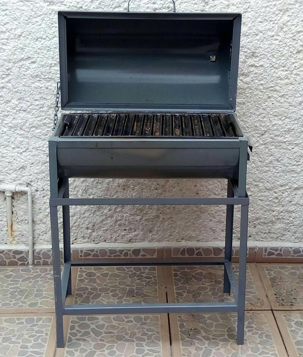 parrilla asador carb n para cortes y carnes 2