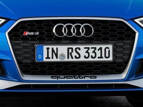 parrilla audi a3 rs3 2017 auto carro gcp