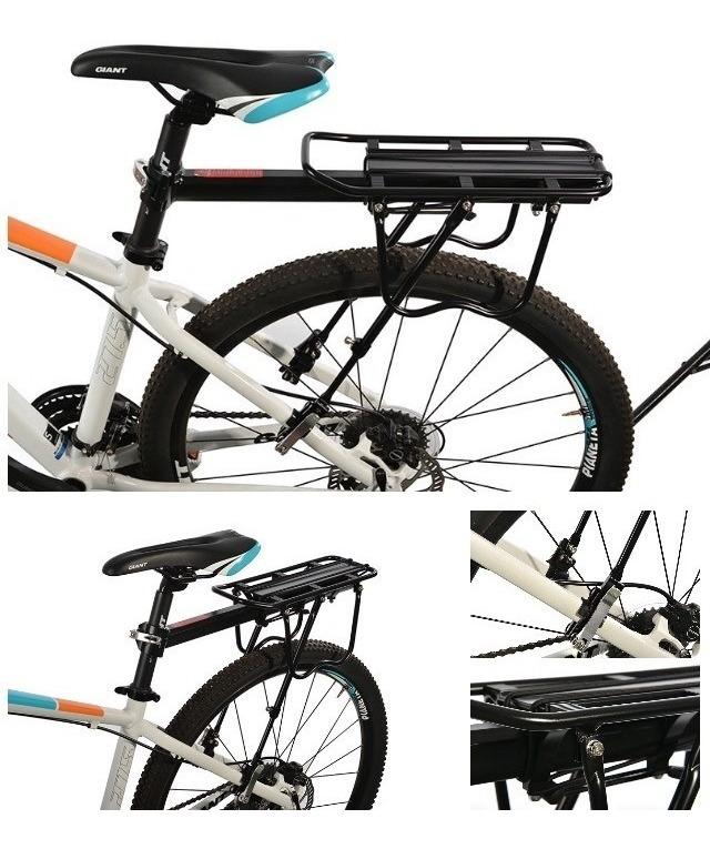 00f1f38f8fb Parrilla Bicicleta Con O Sin Freno De Disco Porta Alforjas ...