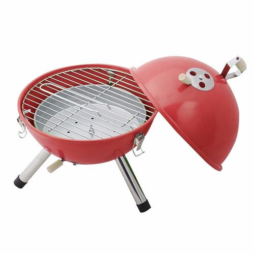 parrilla carbon esfera portable barbecue bbq 08902 fernapet
