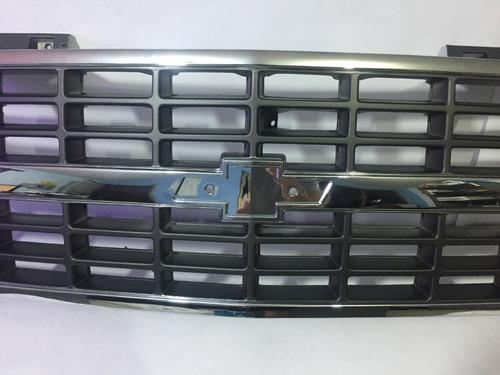 parrilla chevrolet grand blazer silverado 92-93