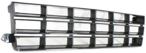 parrilla color negro chevrolet s10 / s-10 pickup 1982 - 1990