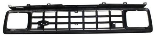 parrilla color negro de ford bronco i i 1984 - 1988 nueva!!!